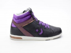 Converse Lady Weapon MID 512520 schwarz-lila