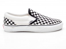 Vans Classic Slip-On Small Checkerboard VN-0 EYB6H6 schwarz-weiß