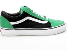 Vans Old Skool Streetstyle VN-0 KW64II grün-schwarz-weiß