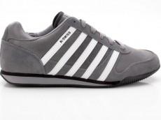 K-Swiss Whitburn L 01351053 grau-weiß-schwarz