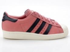 Adidas Superstar 80s W CQ2513 pink-schwarz-weiß