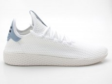 Adidas Pharrell Williams PW Tennis HU BY8718 weiß-blau