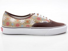 Vans Authentic In Bloom VN-0 EE32AT7 braun-beige-weiß