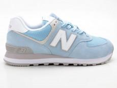 New Balance WL574ESB 616371-50 5 blau