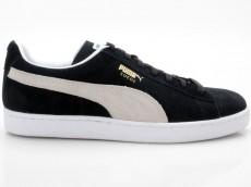 Puma Suede Classic+ 352634 03 schwarz-weiß