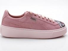 Puma Platform SunfStitchWn's 365907 01 rosa-pink
