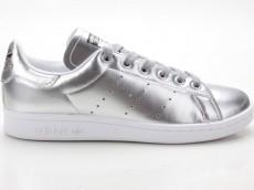 Adidas Stan Smith W CG3679 silber-weiß