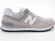 New Balance WL574CA 584771-50 12 grau-beige