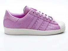 Adidas Superstar 80s W CQ2516 pink-weiß