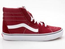 Vans Sk8-Hi VN0A38GEOVK rot-braun-weiß