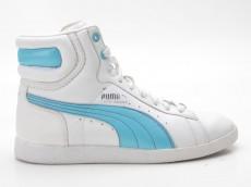 Puma First Round WN'S 347073 16 weiß-grau-blau