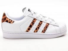 Adidas Superstar W CQ2514 weiß-braun-schwarz