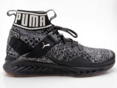 Puma IGNITE evoKNIT Hypernature 190337 03 schwarz-weiß
