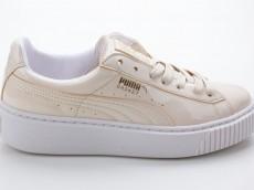 Puma Basket Platform Patent Wn's 363314 02 creme