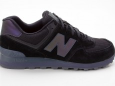 New Balance ML574UWB 538481-60-8 schwarz-grau