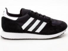 Adidas Forest Grove B41550 schwarz-weiß-schwarz