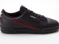 Adidas Continental 80 B41672 schwarz-rot-blau