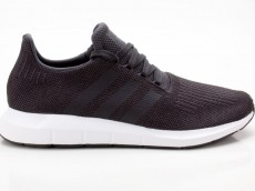 Adidas Swift Run CQ2114 grau-schwarz-weiß