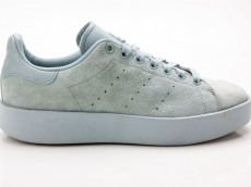 Adidas Stan Smith Bold W CG3774 blau-grün