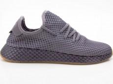 Adidas Deerupt Runner CQ2627 grau-weiß