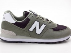 New Balance ML574ESP Herren Sneaker Schuhe 698001-60 20 grün