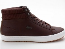 Lacoste Straightset INSULAC3181CAM Leather / Textile braun