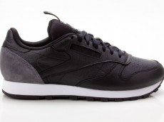 Reebok CL Leather IT BS6210 schwarz-grau-weiß