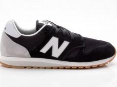New Balance U520AG Sneaker 584161-60 8 schwarz-grau-weiß Schuhe Turnschuhe