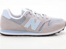 New Balance WL373LAA Schuhe Freizeit Retro Sneaker 698651-50 12 grau-blau