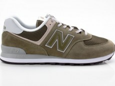 New Balance ML574EGO Schuhe Freizeit Sport Sneaker 633141-60 63 olive