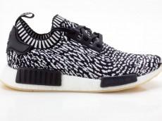 Adidas NMD_R1 PK Schuhe Herren Originals Sneaker BY3013 schwarz-weiß