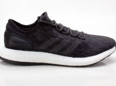 Adidas PureBoost CP9326 Herren Laufschuhe Running Schuhe schwarz-weiß