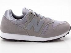 New Balance WL373GIR Schuhe Freizeit Retro Sneaker 616231-50 12 grau-weiß