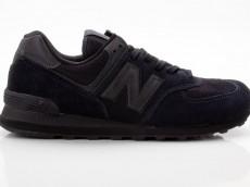 New Balance ML574ETE Schuhe Freizeit Sport Sneaker 657391-60 8 schwarz