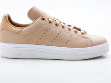 Adidas Stan Smith New Bold W B37665 Damen Sneaker beige-braun