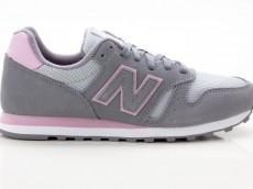 New Balance WL373WND Schuhe Freizeit Retro Sneaker 738851-50 12 grau-pink