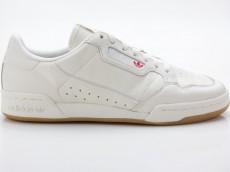 Adidas Continental 80 BD7975 Sneaker Herren Turnschuhe weiß-braun