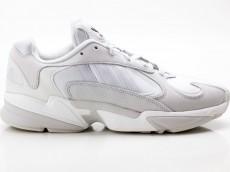Adidas Yung-1 Herren Sneaker EE5319 weiß-grau-schwarz