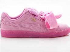 Puma Suede Heart RESET Wn's Damen Sneaker 363229 02 pink
