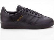 Adidas Gazelle Originals Unisex Sneaker Retro BB5497 schwarz-gold