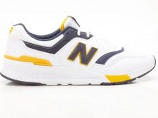 New Balance CM997HDL Sneaker Herren Schuhe weiß-blau