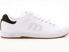 Etnies Callicut LS Herren Sneaker weiß-schwarz-braun