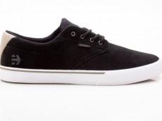 Etnies Jameson Vulc Herren Sneaker schwarz-weiß-silber