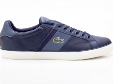 Lacoste Fairlead Herren Sneaker 319 1 CMA LTH / SYN blau
