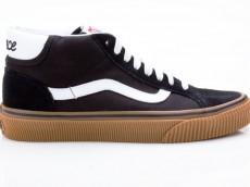 Vans Mid Skool 37 Power Pack Damen Sneaker VN0A3TKFU9F schwarz-braun