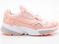 Adidas Falcon W EE5122 Damen Sneaker Turnschuhe Sportschuhe pink-grau-weiß