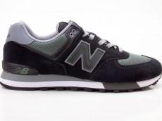New Balance ML574FNA Sneaker Herren Schuhe schwarz-grün