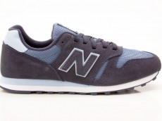 New Balance WL373WNC Schuhe Freizeit Retro Sneaker 738851-50 10 blau