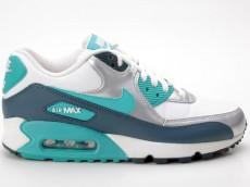 Nike WMNS Air Max 90 Essential 616730 105 weiß grün