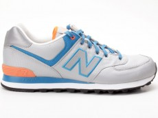 New Balance ML574WBG 282281 60 12 grau